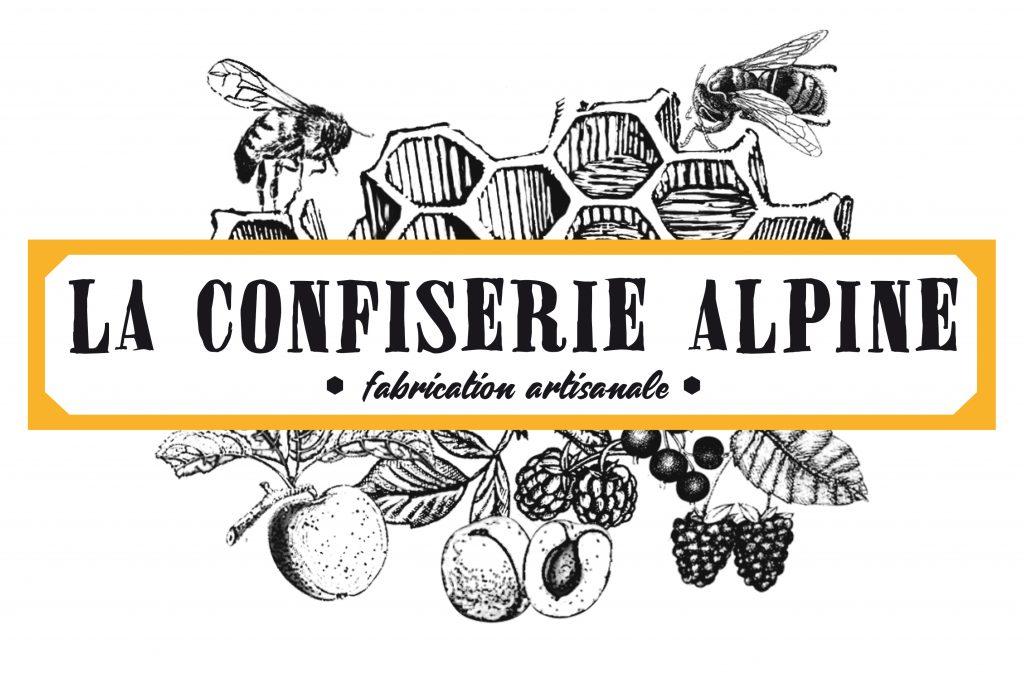 logo confiserie alpine